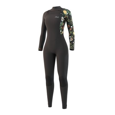 Mystic dames wetsuit Jayde 5/4 mm. freezip