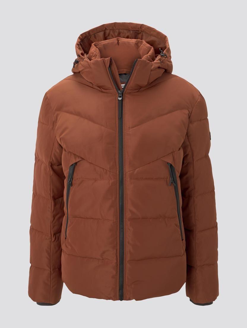 TomTailor heren Heavy Puffer Jacket