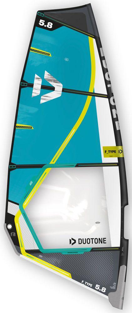 Duotone F-Type Foil zeil 2020