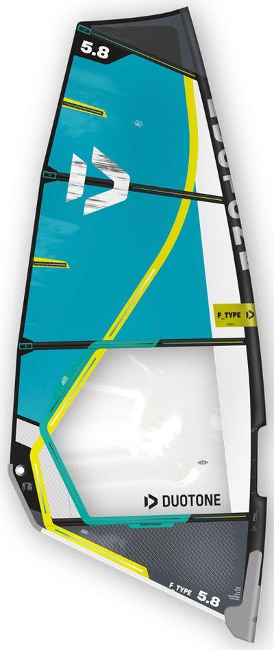 Foto van Duotone F-Type Foil zeil 2020