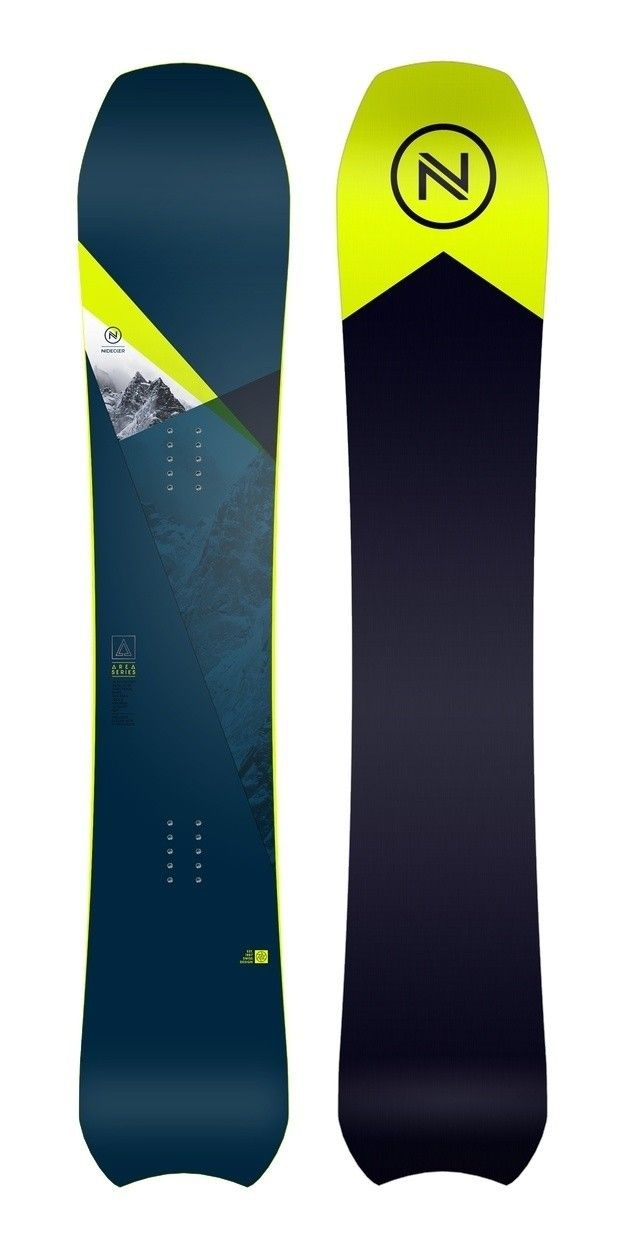 Nidecker snowboard Area 2019