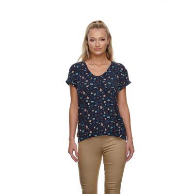 Foto van Ragwear dames t-shirt Sersey Organic