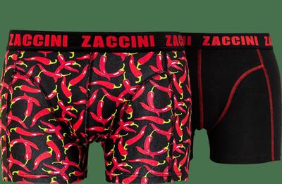 Foto van Zaccini heren onderbroek 2 pack Pepper