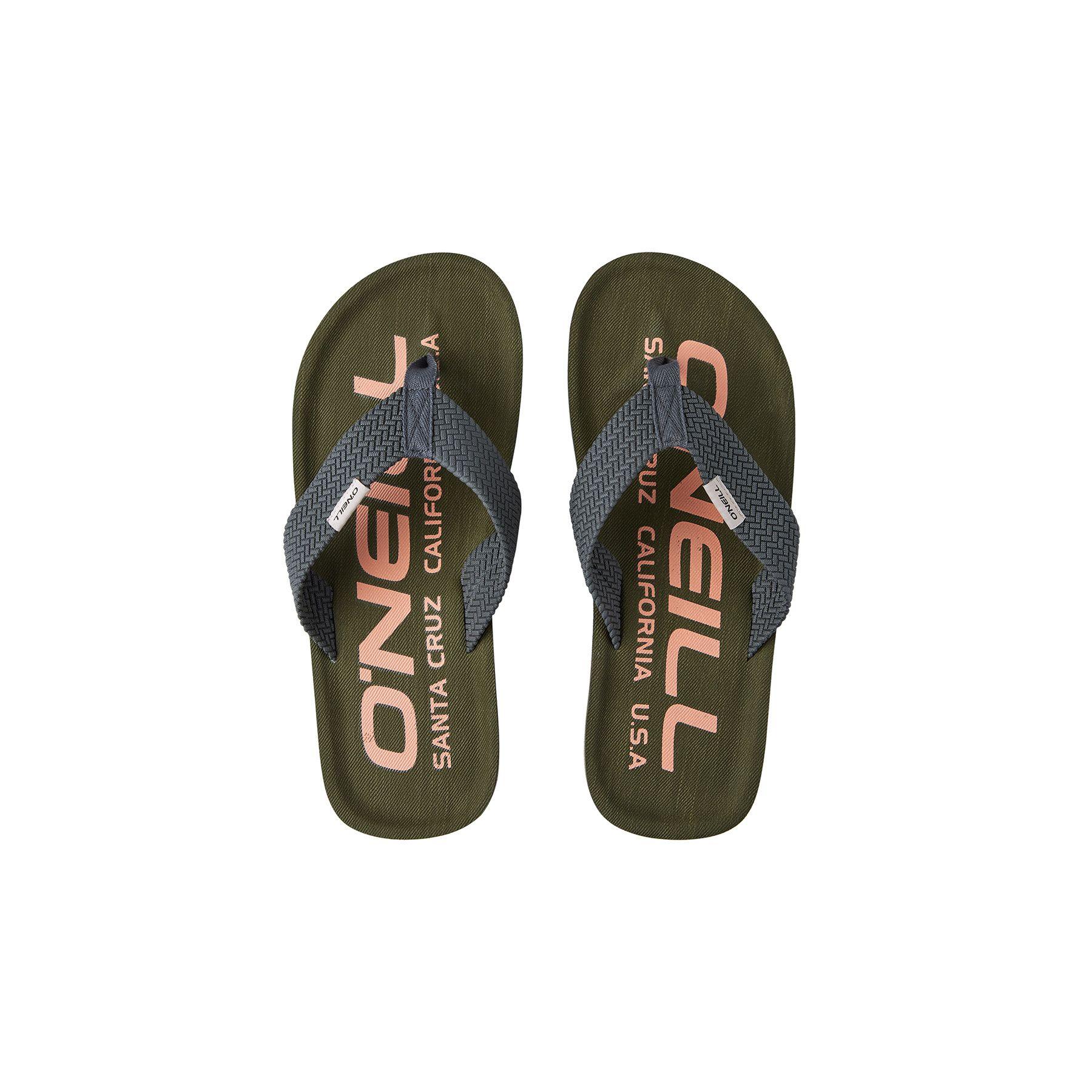 O'Neill Chad Logo slippers