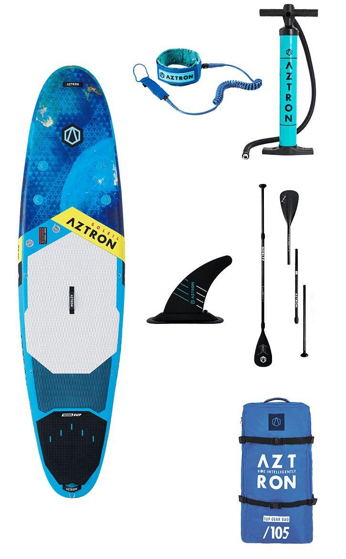 Aztron Soleil All Round opblaasbare windsurf sup 11.0 compleet