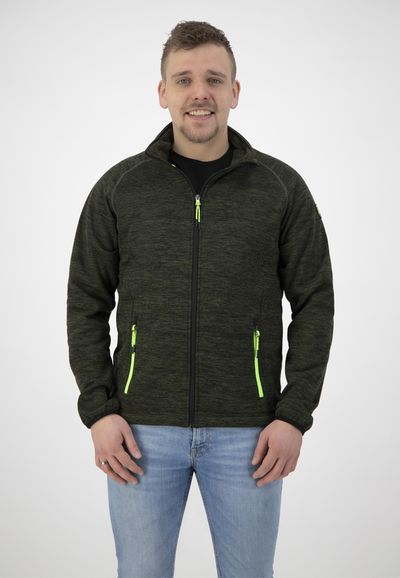 Foto van Kjelvik heren fleece vest Mike