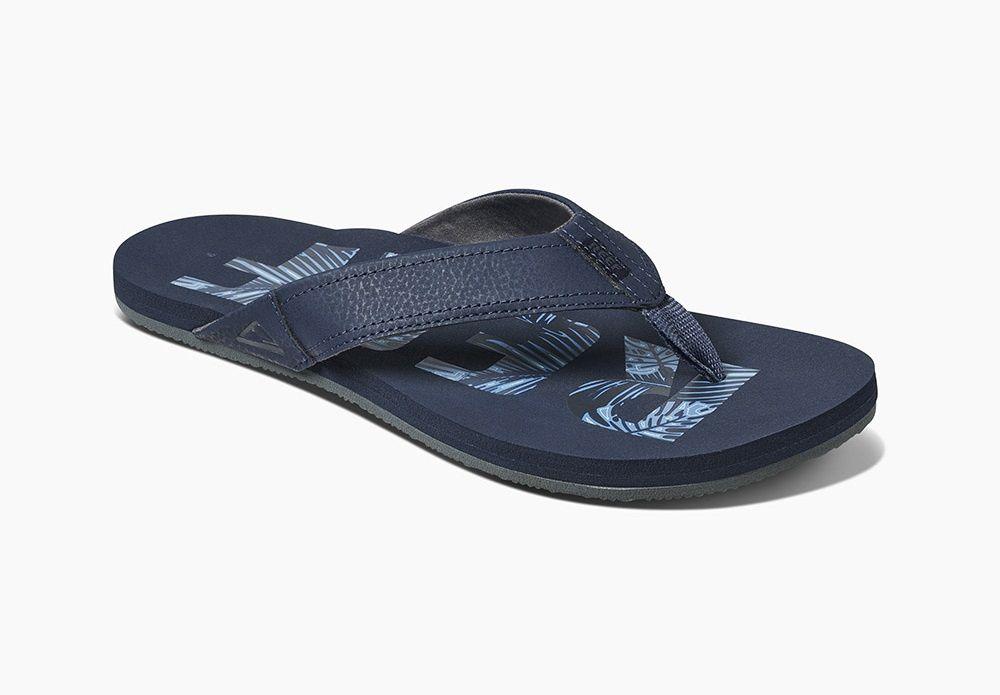 Reef jongens slippers NewPort prints