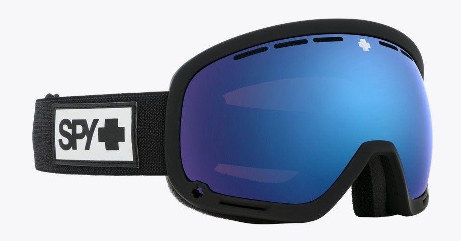 Spy Snow Goggle Marshall Matt Black