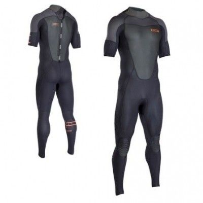 Foto van ion Element wetsuit short arm back zip