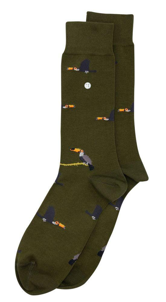 Alfredo Gonzales sokken Toucan