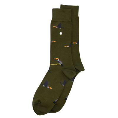 Foto van Alfredo Gonzales sokken Toucan