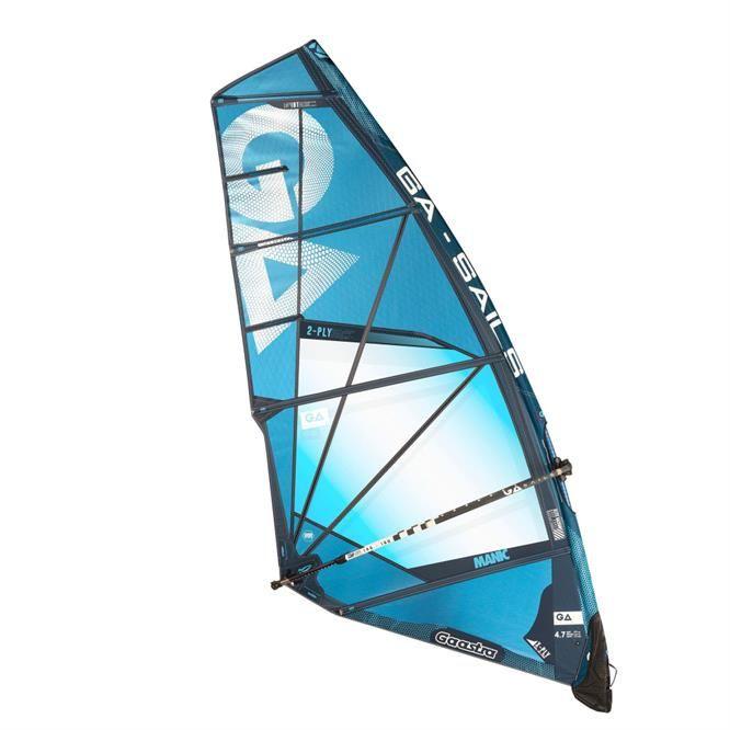Gaasta Manic 2020 blauw