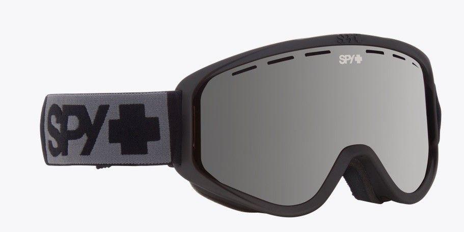 Spy Snow Goggle Woot Matt Black