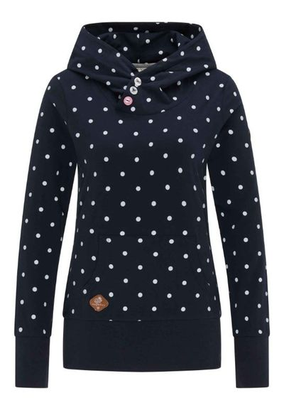 Foto van Ragwear dames sweater Chelsea Dots