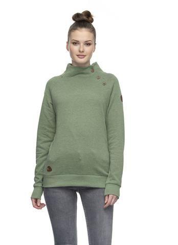Ragwear dames sweater Izzie organic