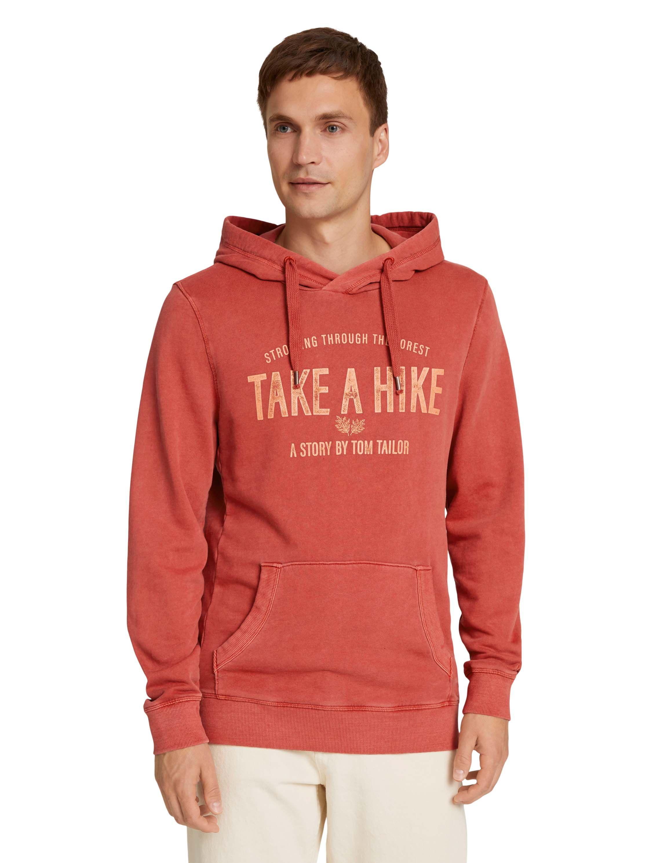 Tom Tailor heren hoodie sweater