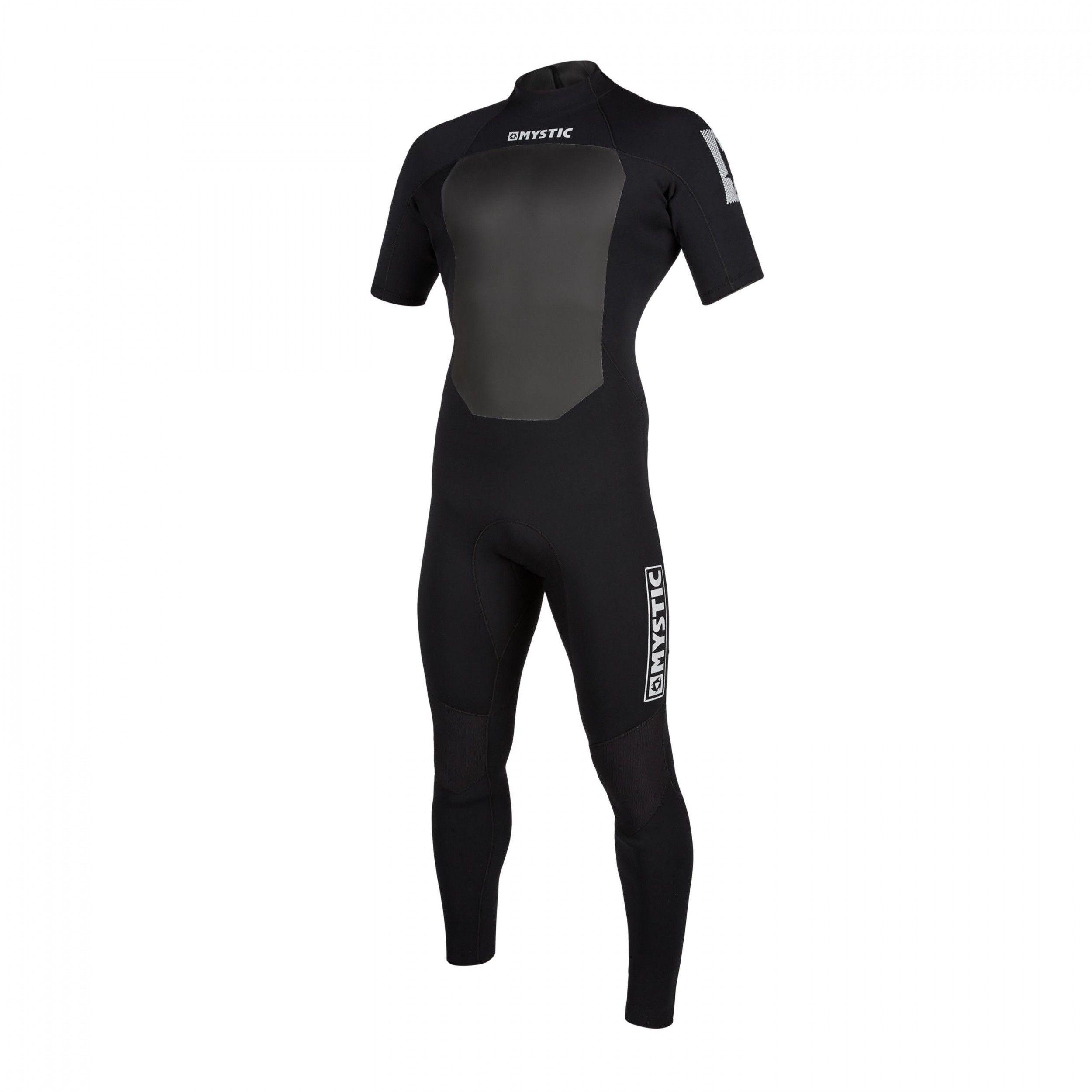 Mystic heren wetsuit Star short arm 3/2