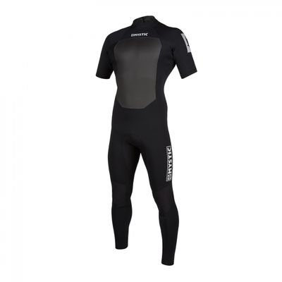 Foto van ​Mystic heren wetsuit Star short arm 3/2
