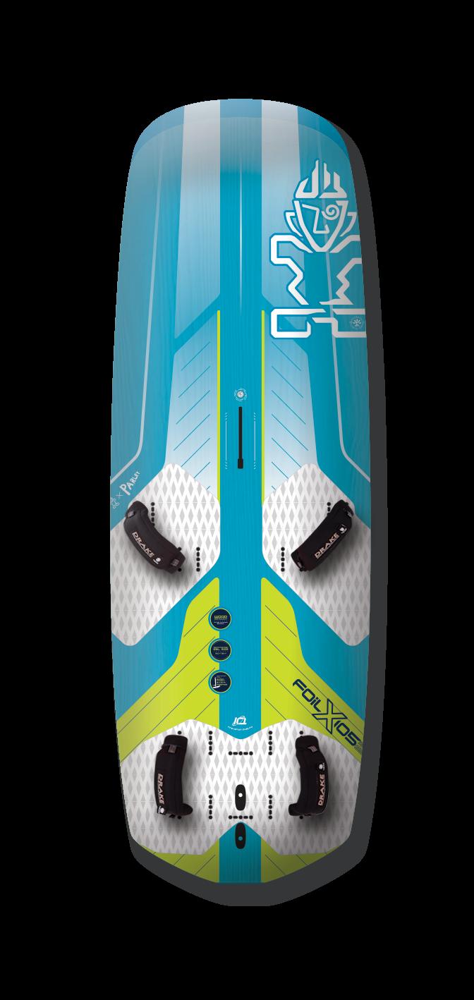 Starboard Windsurf Foil X Wood Sandwich 2021