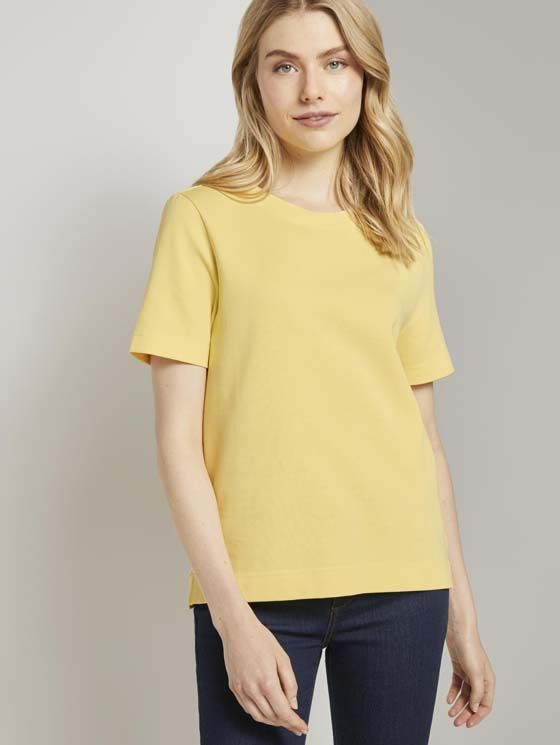 TomTailor dames t-shirt jersey