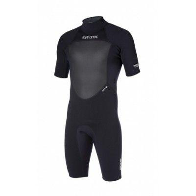Foto van Mystic wetsuit heren Star Shorty 3.2 zwart