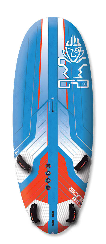 Starboard ISonic Slalom Carbon Sandwich 2021