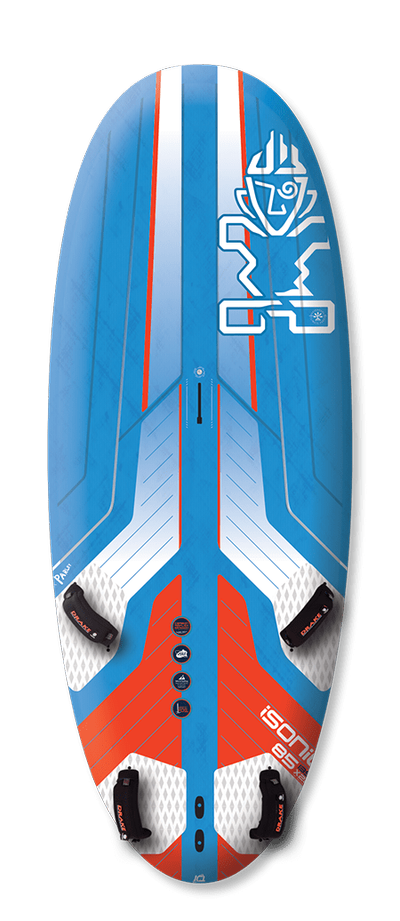Foto van Starboard ISonic Slalom Carbon Sandwich 2021