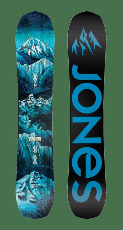 Foto van Jones Snowboard Frontier 2020