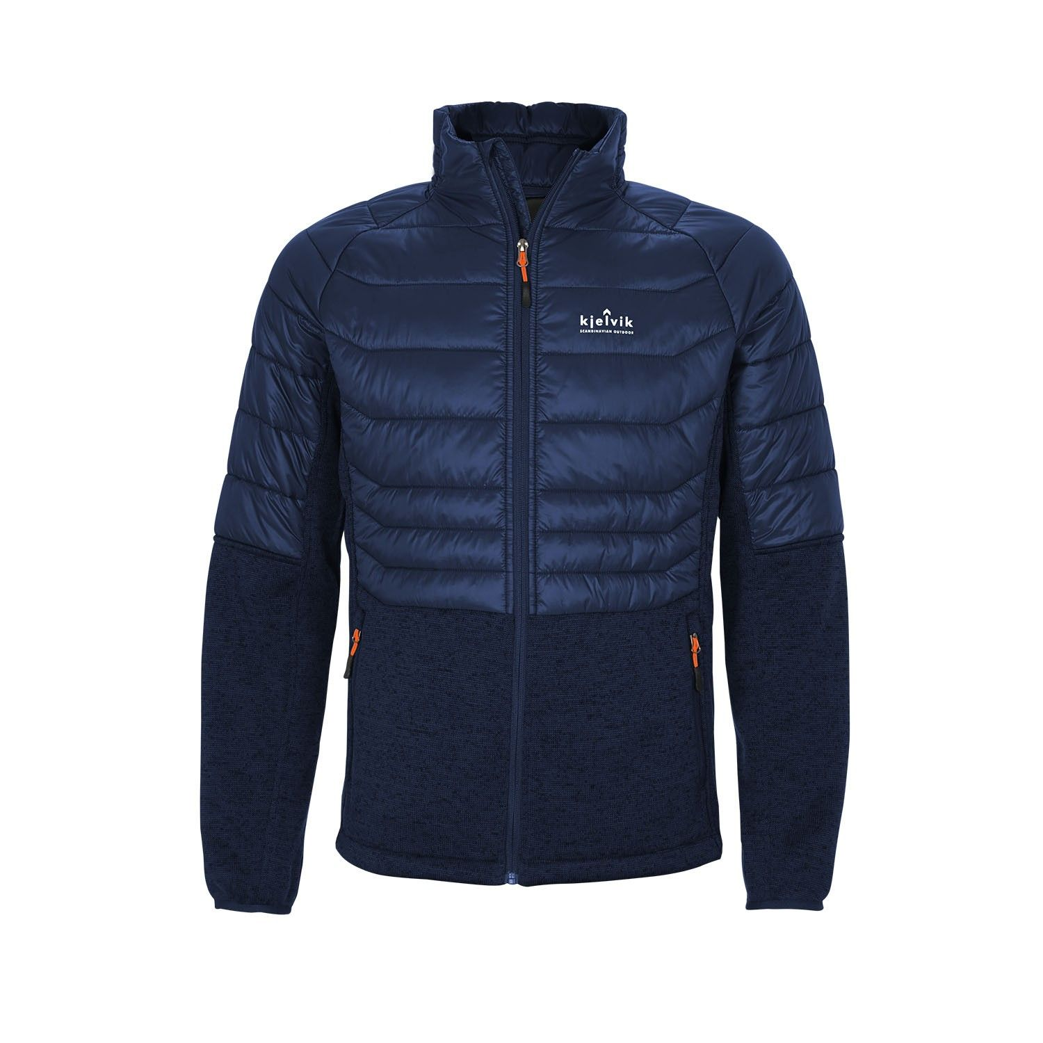 Kjelvik heren fleece vest Bernt