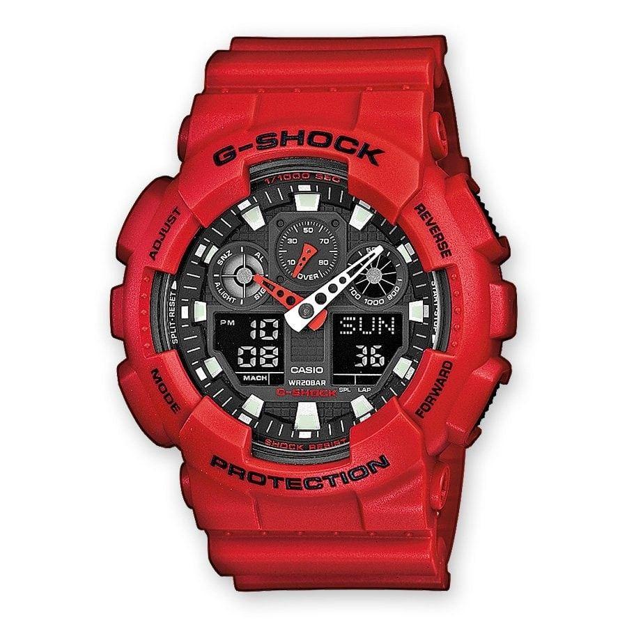 G-Shock Horloge GA-100B-4AER