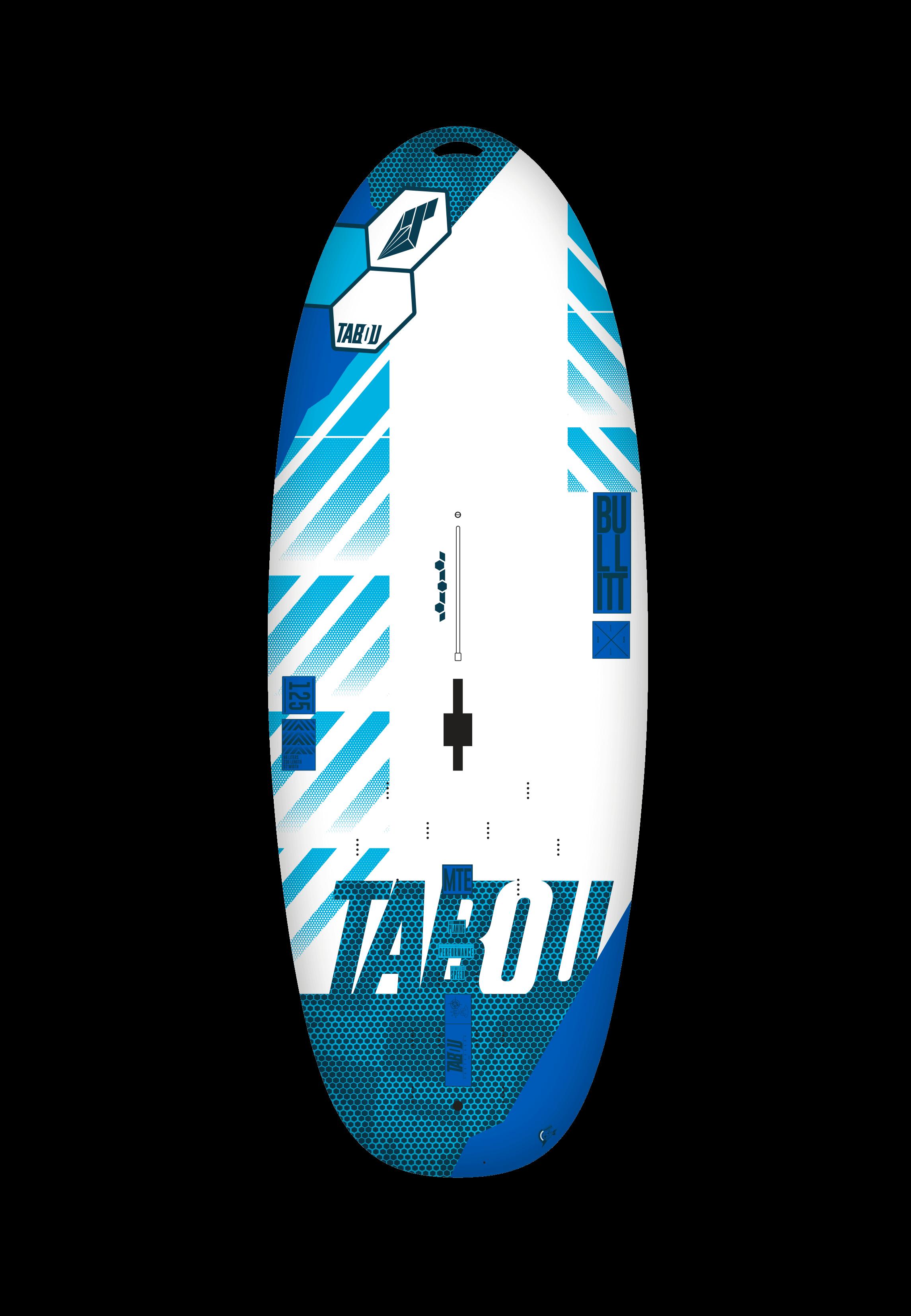 Tabou Bullitt 2021 MTE met midvin