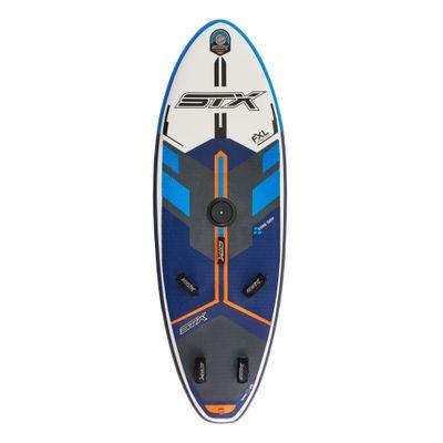 Foto van STX opblaasbare windsurfboard familie board 250