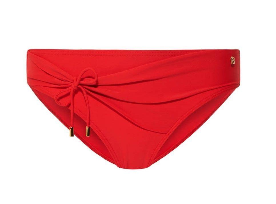 Beachlife Chinese Red bikinibroekje