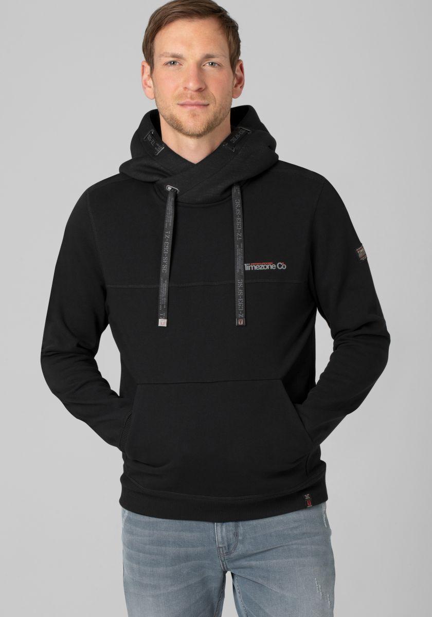 Timezone Hi_Tech Hoody Sweatshirt