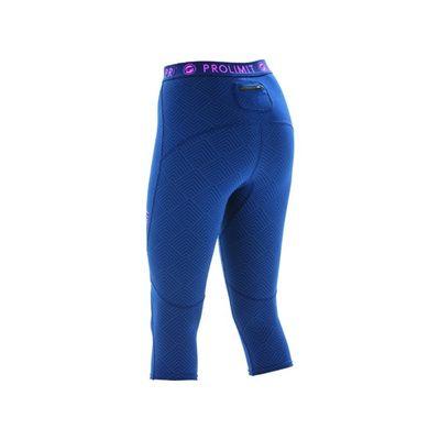 Foto van Prolimit dames SUP 1 mm. 3/4 lange broek