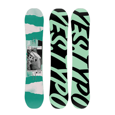 Foto van Yes snowboard Typo 2020