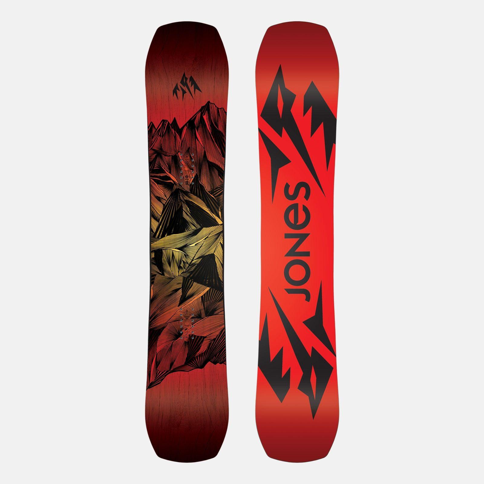 Jones Snowboard Moutain Twin 2021