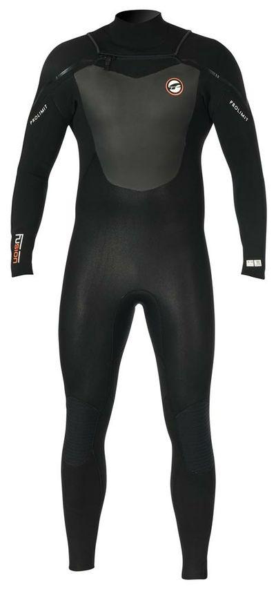 Foto van Prolimit heren wetsuit Fusion 5/3 back zipp
