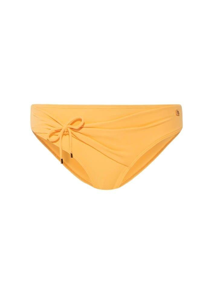 Beachlife Warm Apricot bikinibroekje