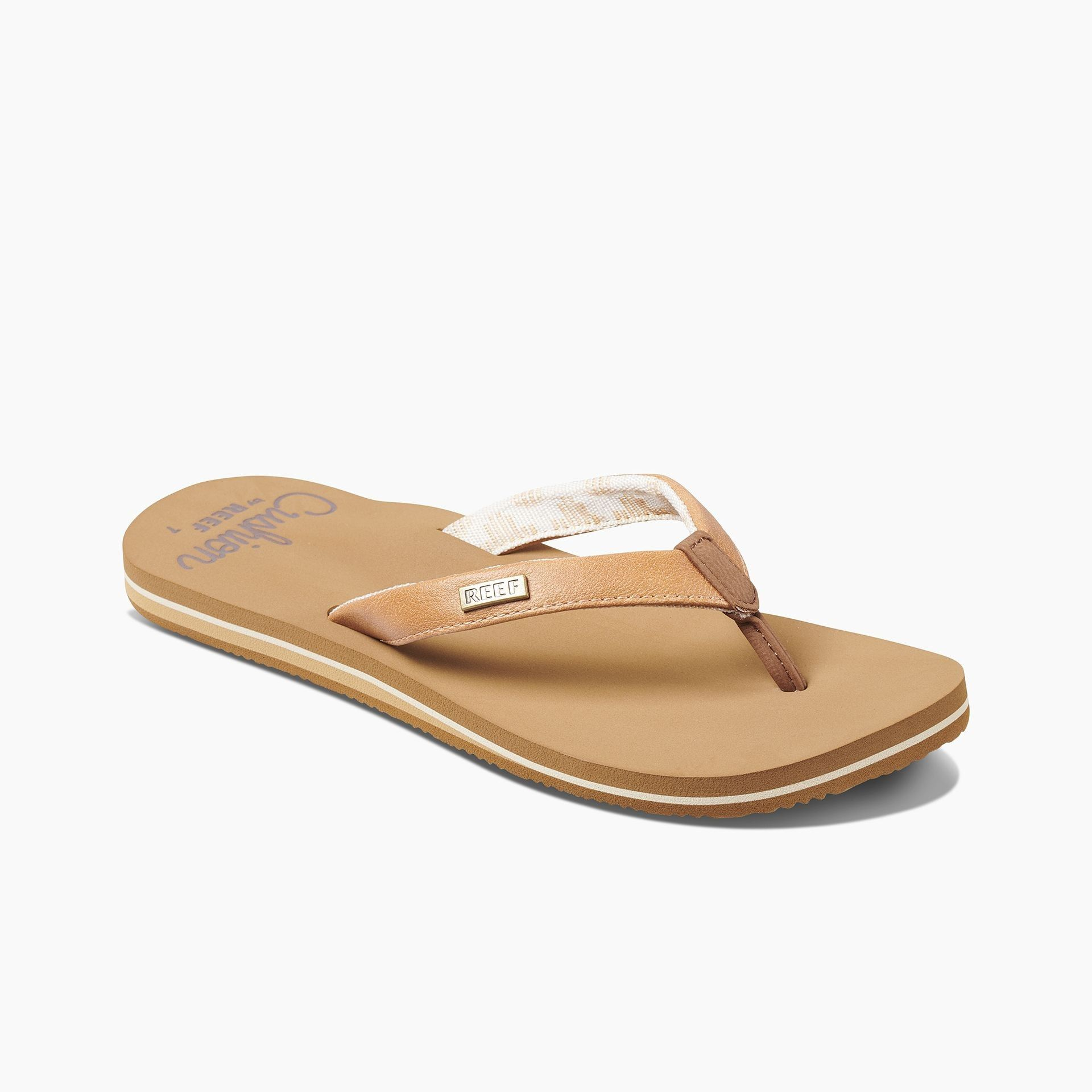 Reef dames slipper Cushion Sands