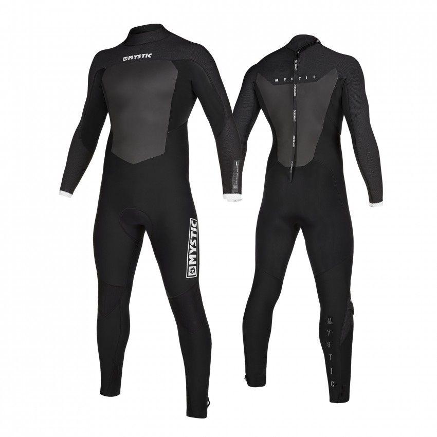 Mystic Majestic wetsuit back zip 5/3