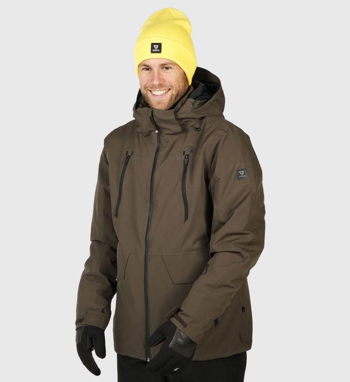 Brunotti heren ski-jas Boran