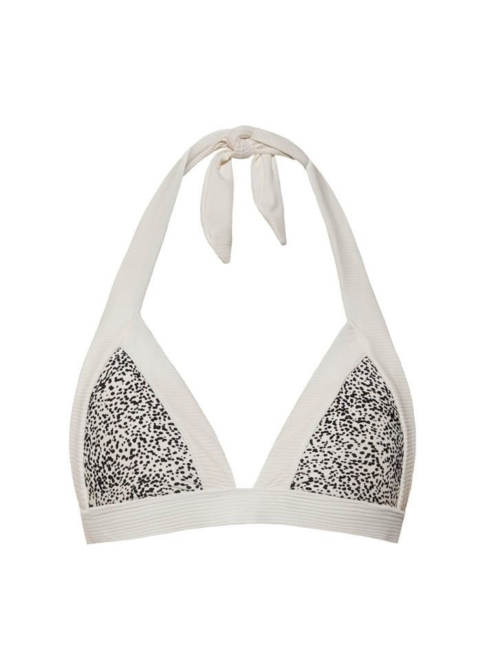 Beachlife Sprinkles triangel bikinitop