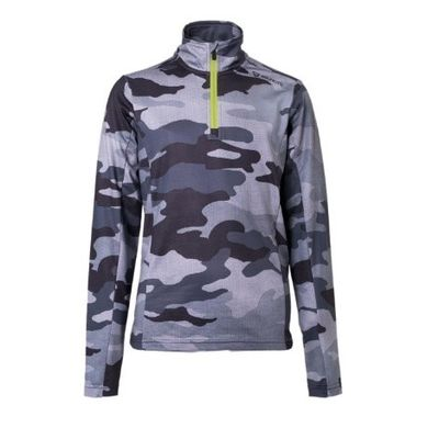 Brunotti heren fleece Terni Camo