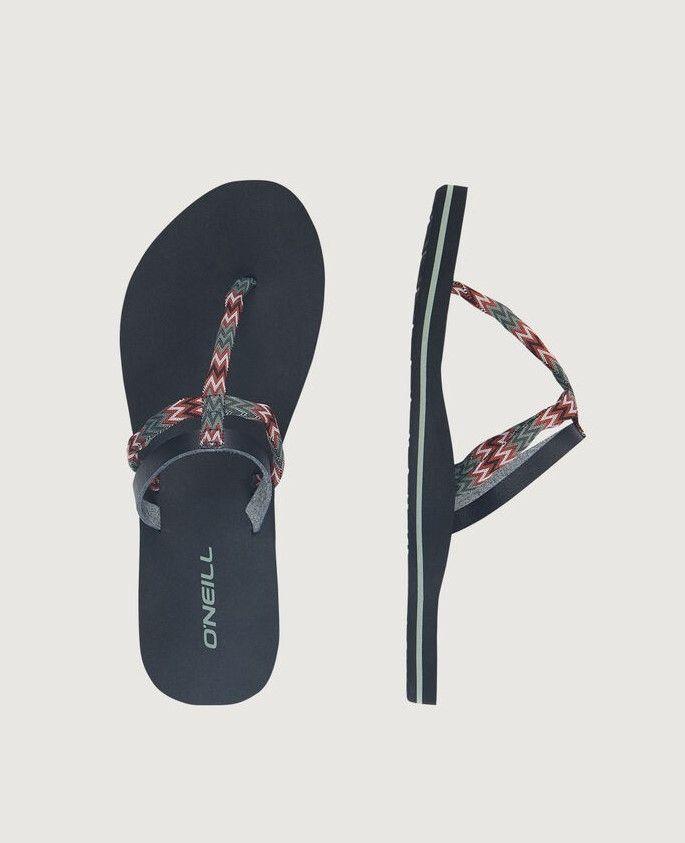 O'Neill dames Venice Ditsy slipper