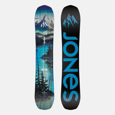 Foto van Jones Snowboard Frontier 2021