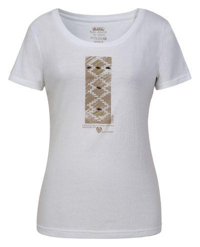 Foto van Torstai dames T-shirt Trieste