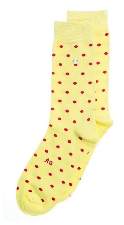 Foto van Alfredo Gonzales sokken Dots