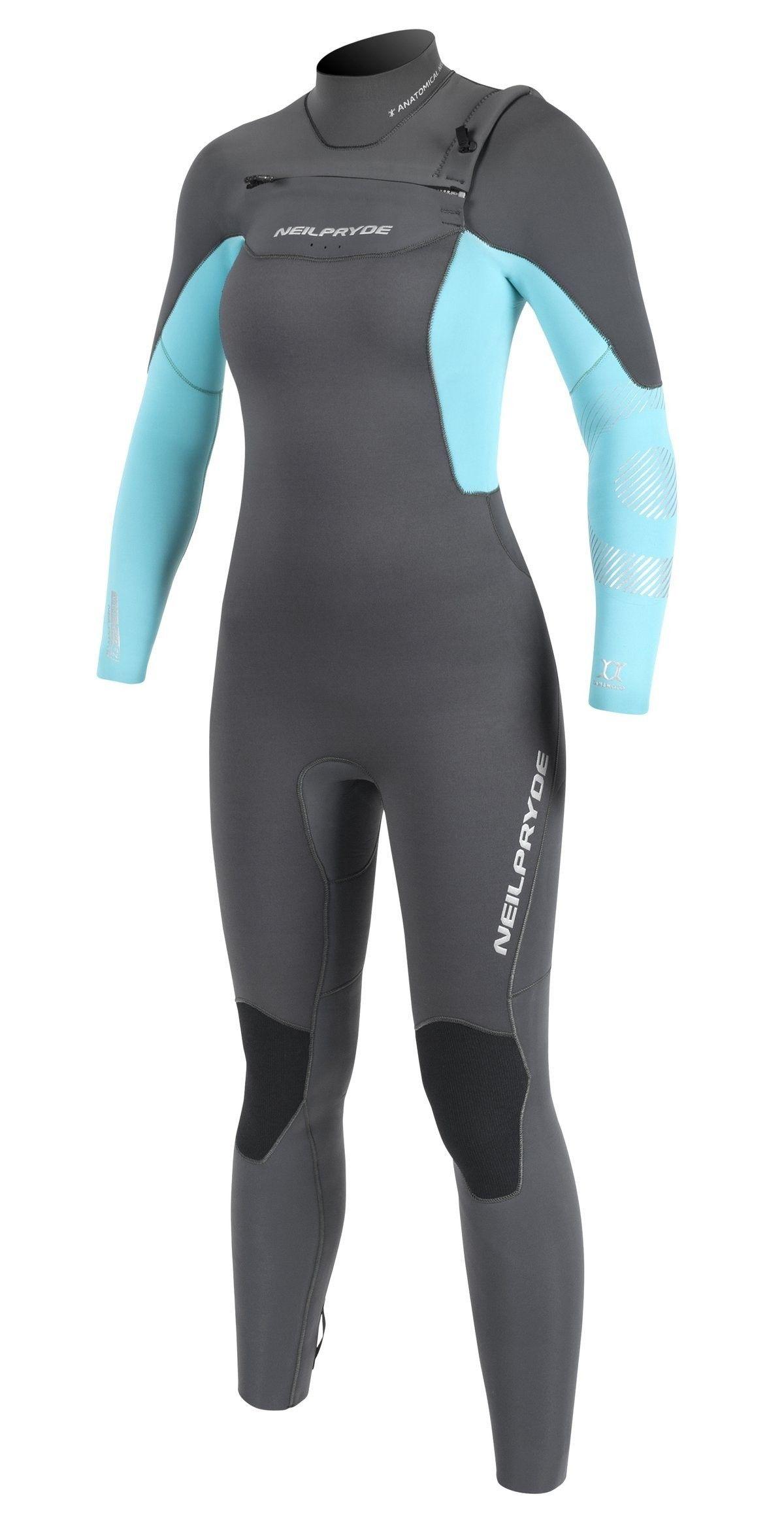 Neilpryde dames front zipp wetsuit Vamp 5/4 2020