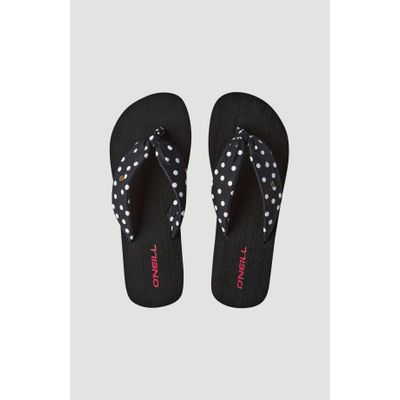 O'Neill dames Ditsy Sun slippers